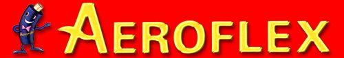 エアロフレックスのロゴ