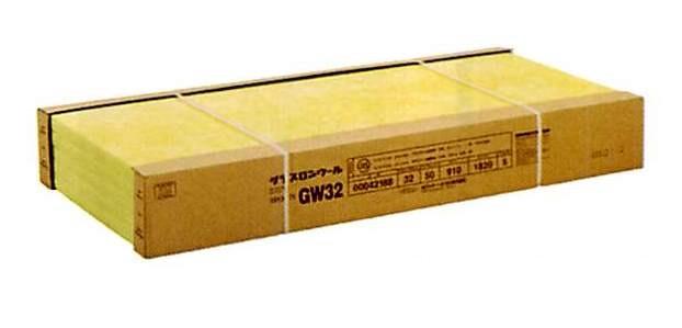 汎用グラスウール ボードタイプ 製品図