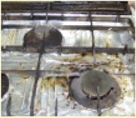 消っし隊!PRO キッチン周りの 油汚れの洗浄に