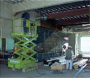 マキベエの施工は並行作業で工期短縮が可能