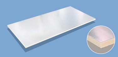 ネオマフォームFは不燃認定取得のフェノールフォームボード