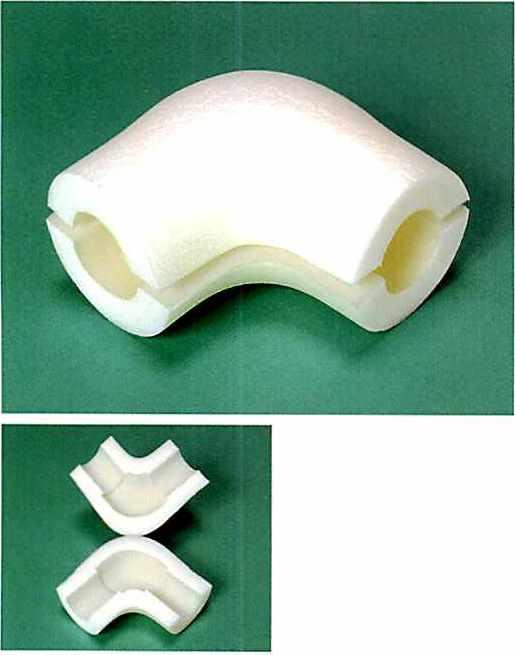 トーレペフ「給水・消化管用 継ぎ手カバー」 製品図