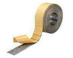 ソフトカーム鉛テープ=放射線防御材料 製品図
