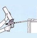 ハイプレン防蟻フォームガンタイプの使用法2
