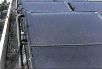 エアロフレックスチューブは温水パイプに