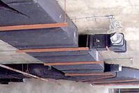 エアロフレックスシートの施工写真