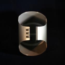 ワンタッチエルボカバー ワンタッチ式エルボ部(継手部)用ラッキングカバー