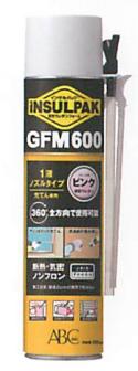 インサルパック GFM600 製品図
