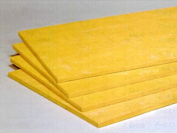 ベースボード 浮き床工法用グラスウール
