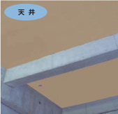 ネオマフォームUFの用途1=天井部へ