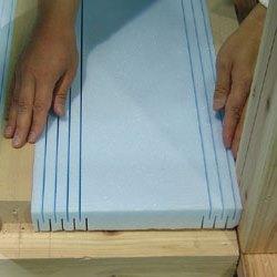 スタイロフィットは床用断熱材