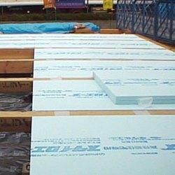 ネダレスパタパタはネダレス工法用床断熱材